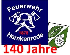 FFW Hemkenrode beginnt mit den Vorbereitungen zum 140. Jubiläum im Jahre 2018