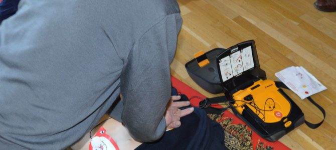 AED für Hemkenrode