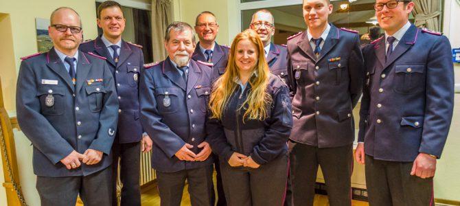 Jahreshauptversammlung der FFW Hemkenrode 2017