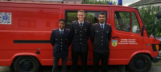 Sommerversammlung der Freiwilligen Feuerwehr Hemkenrode